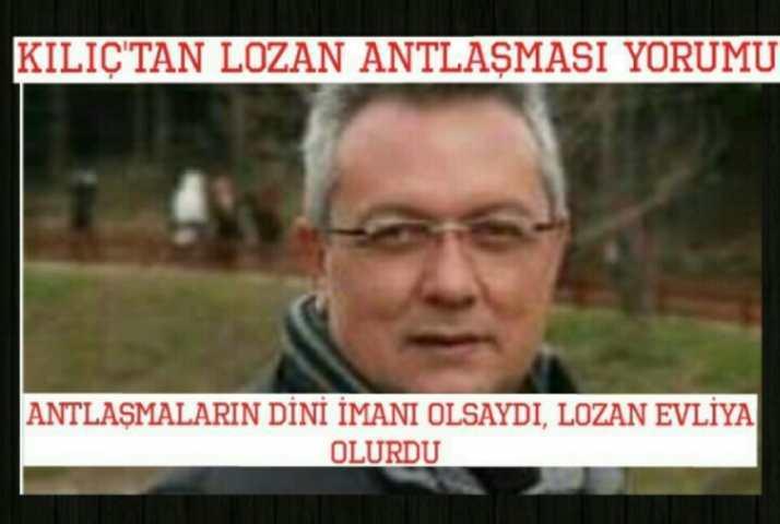 Lozan Zafer Mi Hezimet Mi