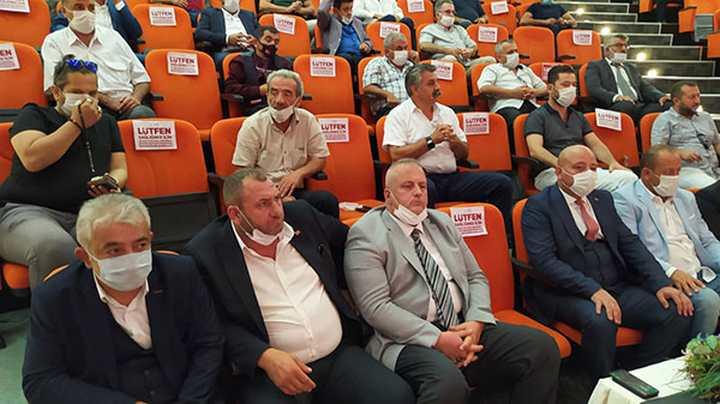 MHP Darıca'da Aygün yeniden başkan