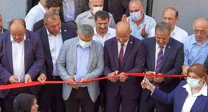 MHP Dilovas yeni binasında