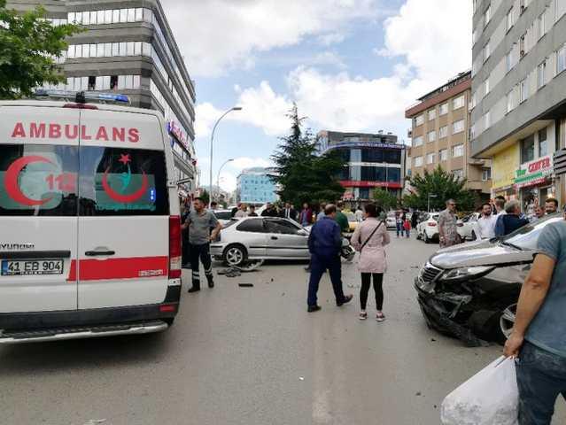 MHP Milletvekili Adayı Dursun Ali 2 Kişi Yaralandı