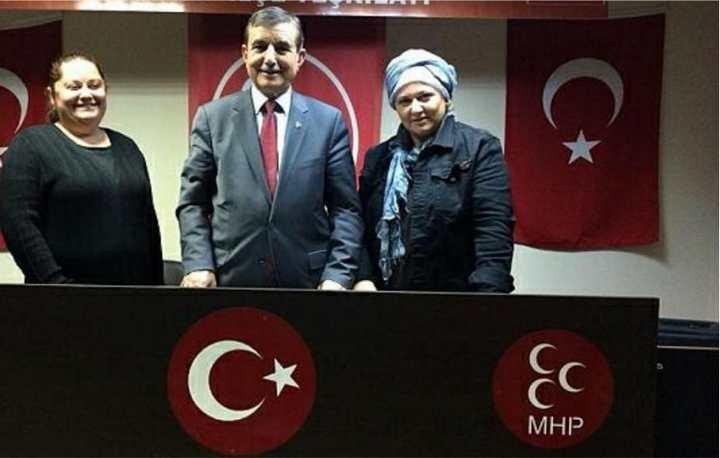 MHP'den Yönetim Kurulu Toplantısı