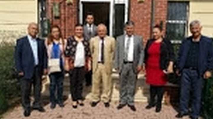 Milletvekili Hürriyet, Çayırova'da Muhtarları Ziyaret Etti