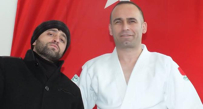 Milli judocu zehirlendi