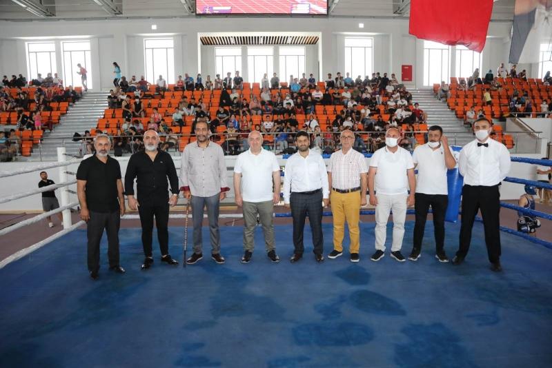 Muay Thai Turnuvası Darıca'da Başladı