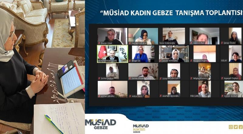 Müsiad Gebze şubesinde atama yapıldı