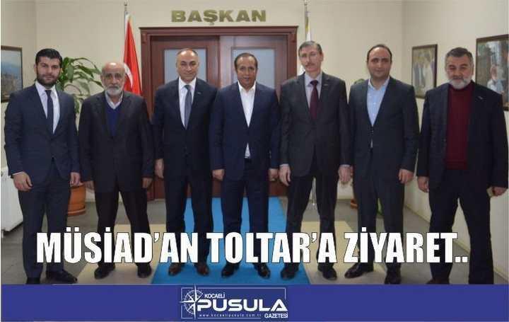 Müsiad'an Toltar'a Ziyaret..