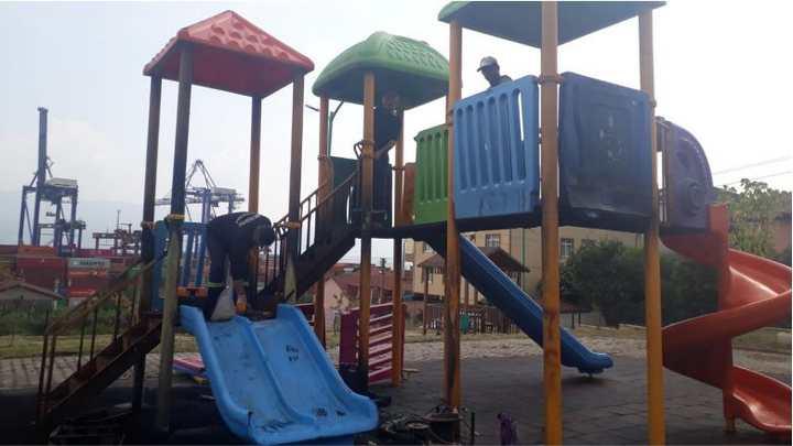 Nasrettin Hoca Parkı yenileniyor