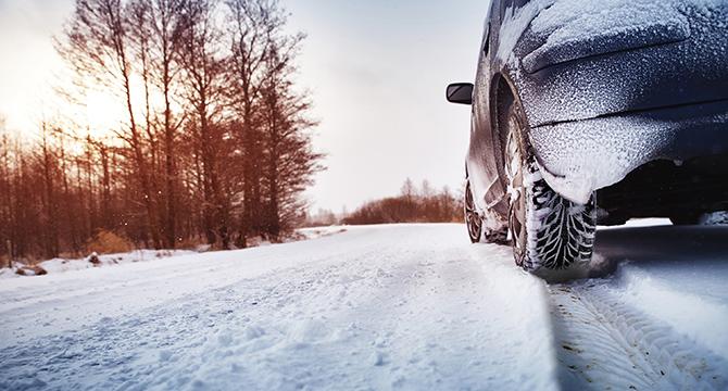 Olağanüstü Kış Koşullarına Hazır Olun