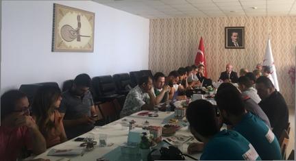 ''ÖNCELİĞİMİZ HALKIMIZIN BURADAN MUTLU AYRILMASI''
