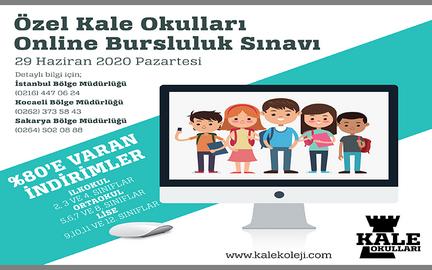 Online Bursluluk Sınavı