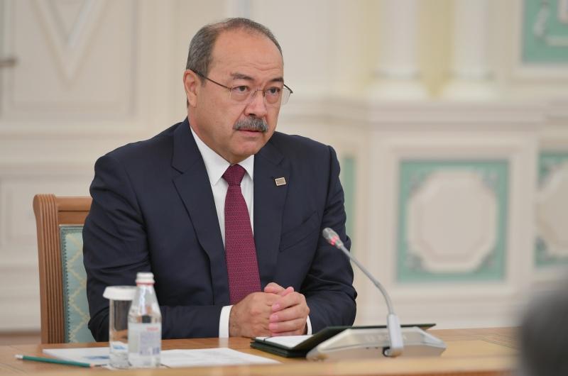 Özbekistan Başbakanı'ndan İşbriliğine Destek Sözü