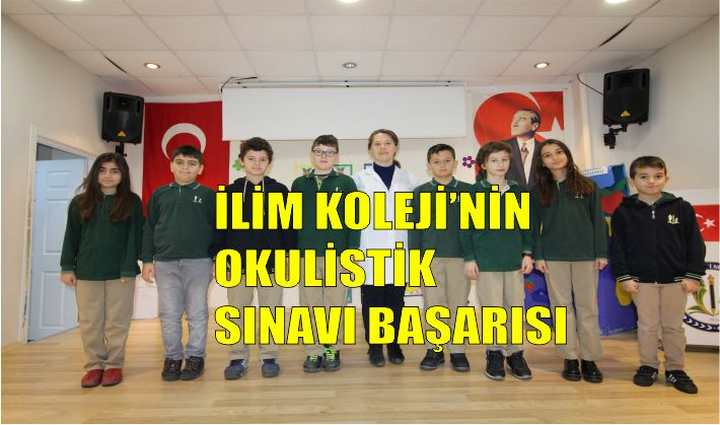 ÖZEL İLİM  ''OKULİSTİK'' SINAVI BAŞARISI