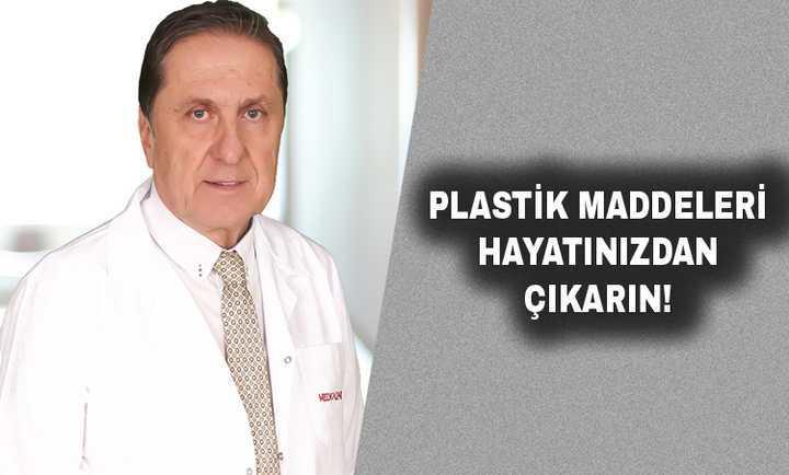 PLASTİK MADDELERİ HAYATINIZDAN ÇIKARIN!