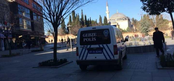 POLİS 24 SAAT GÖREV BAŞINDA