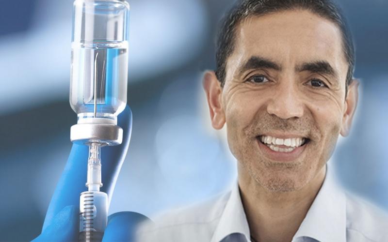 """Prof. Dr. Uğur Şahin: """"Aşıda güncellemeye şimdilik ihtiyaç duymuyoruz"""""""