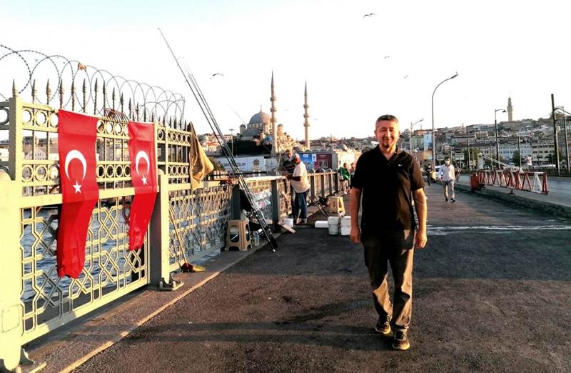 Rıdvan Şükür, Ankara'ya gidiyor