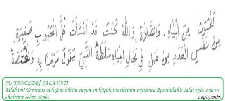 Şahin'in Salavat Eseri Yayımlanacak