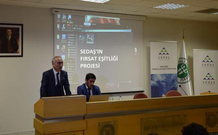 SEDAŞ'ın Fırsat Eşitliği Projesi,