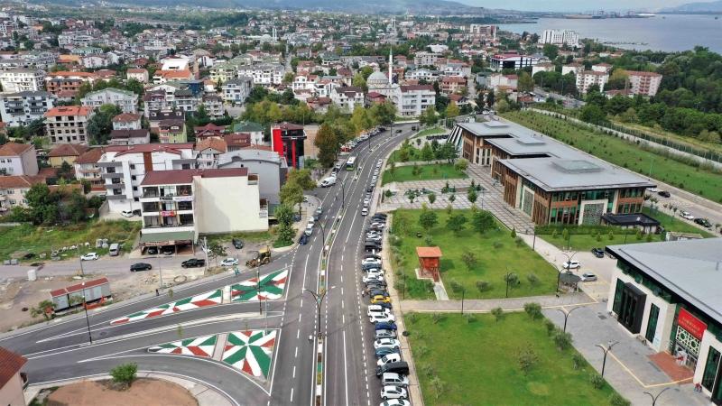 Selahattin Eyyübi, Başiskele'nin prestij caddesi oldu