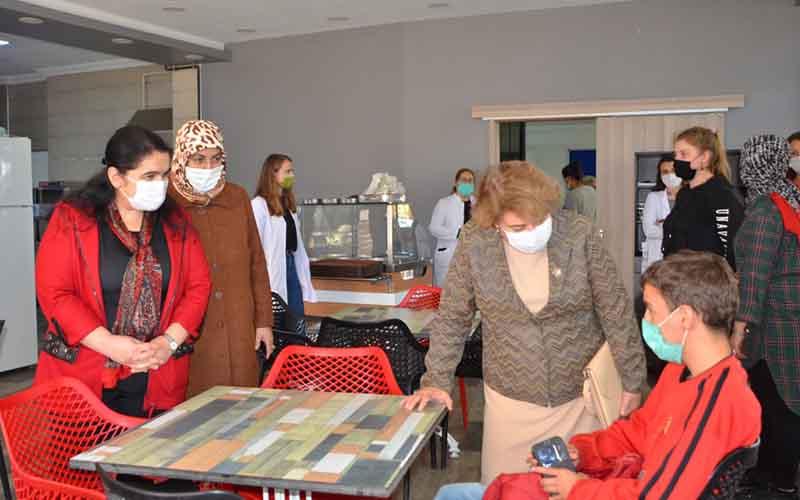 Selda Yavuz, Gönülden Gönüle Temaslarına Devam Etti