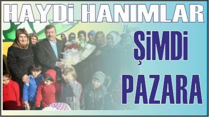 ŞİMDİ PAZARA