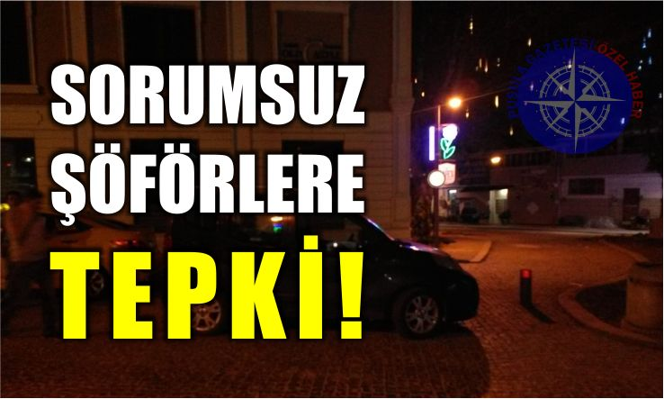 Sorumsuz Şöförlere Tepki!