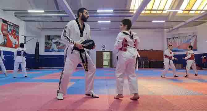 Sporculuktan antrenörlüğe; Murat Kızmaz