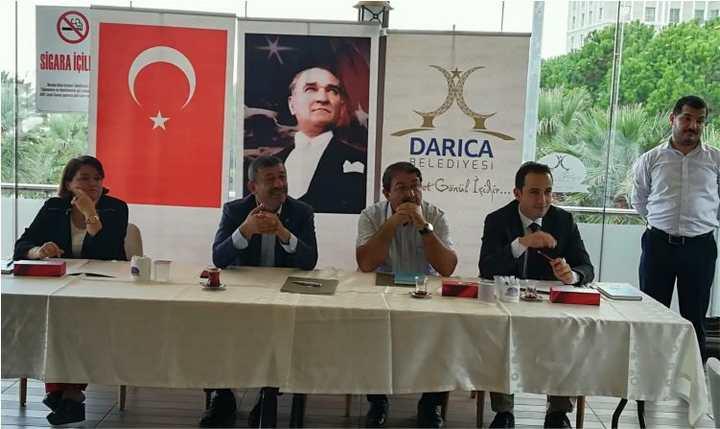 Şükrü Karabacak'dan Basın Toplantısı