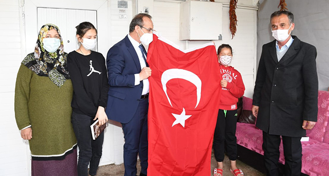 SYDV Ailelerinin Sıkıntıları Giderildi