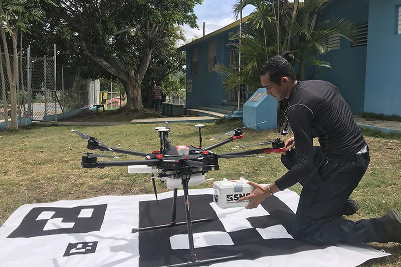 Tıbbi Malzeme Teslimatının En Hızlı, Etkili ve Temassız Yolu:Dronlar
