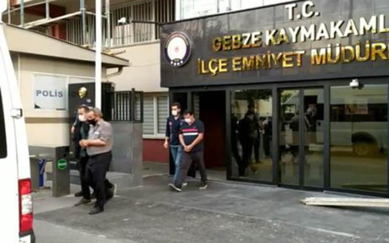 TIR hırsızları tutuklandı
