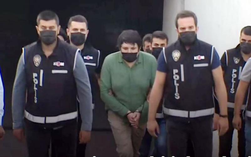 'Tosuncuk' tutuklandı!