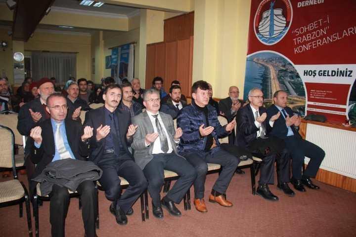 Trabzonlular, şehitleri unutmadı