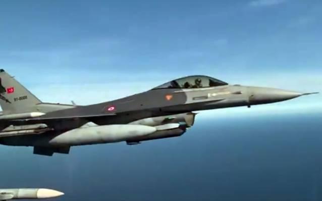 Türk jetleri Baltık Hava Sahası'nda