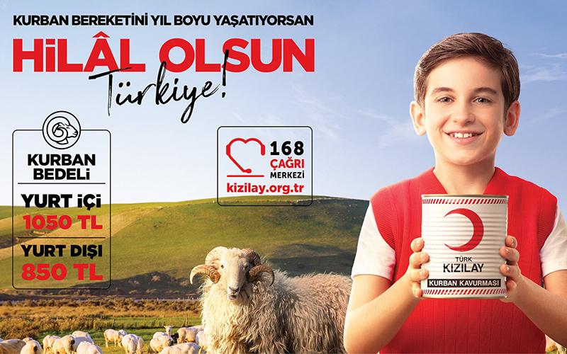 Türk Kızılay Darıca bereketi yaşatacak