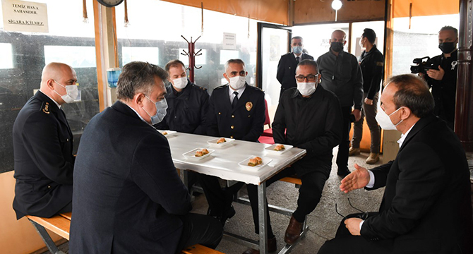 Türk Polis Teşkilatı En Büyük Güvencedir
