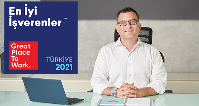 Türkiye'nin En İyi İşverenleri Arasında