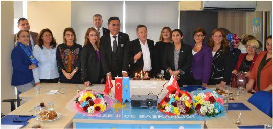 """Türkkan, """"Gebze'yi marka yapacağız"""""""
