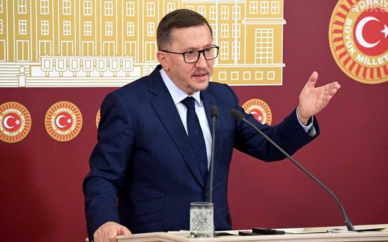 Türkkan tekrar grup başkanvekili
