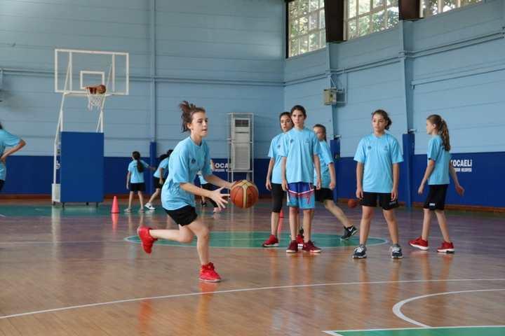 Ücretsiz Spor Okulları'nda yeni dönem başlıyor