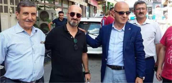 ÜNLÜ VE TAŞDEMİR TRABZONSPOR'A BAŞARILAR DİLEDİ