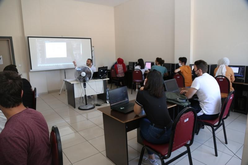 USTAM Projesi Eğitimleri Hız Kesmeden Devam Ediyor