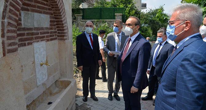 Vali Yavuz Kocaeli Turizmini Tanıttı