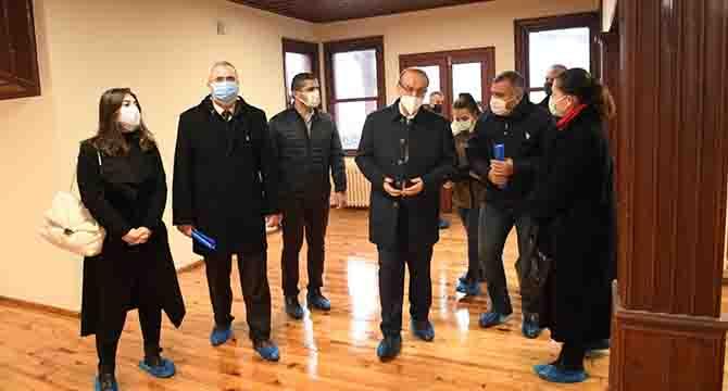Vali Yavuz'dan Yoğun Hafta Sonu Mesaisi