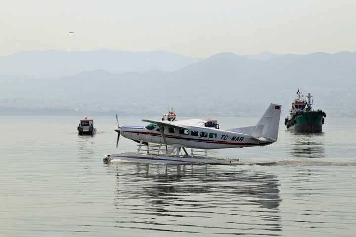 Yeni deniz uçağı ile tüm Marmara kontrol altında