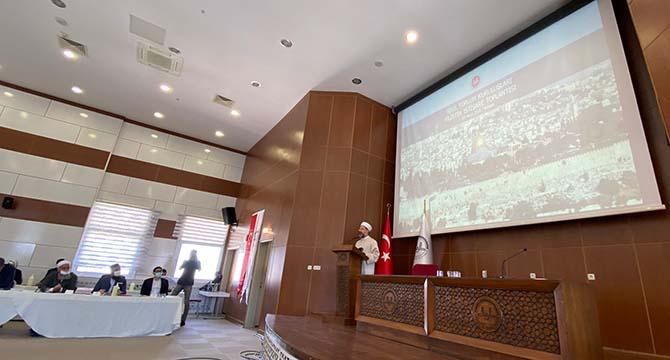 Yetim Vakfı Filistin İstişare Toplantısına Katıldı
