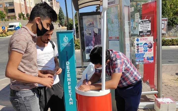 YRP ÇAYIROVA'DAN ÜYE SEFERBERLİĞİ