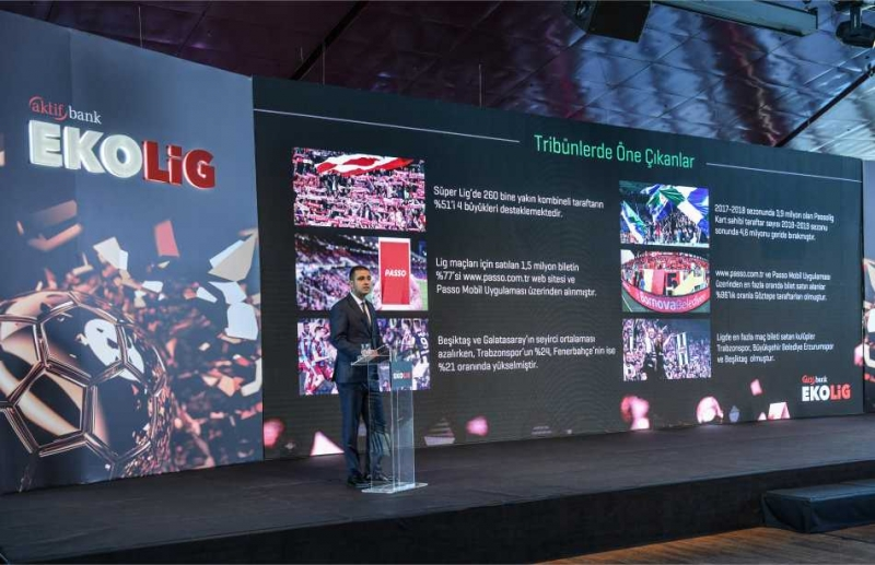 Aktif Bank 2019 EkoLig Raporu'nu açıkladı: