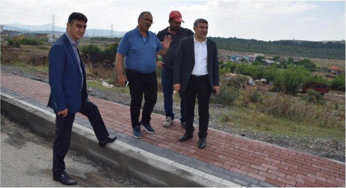 Başkan Şayir'den köylere ziyaret