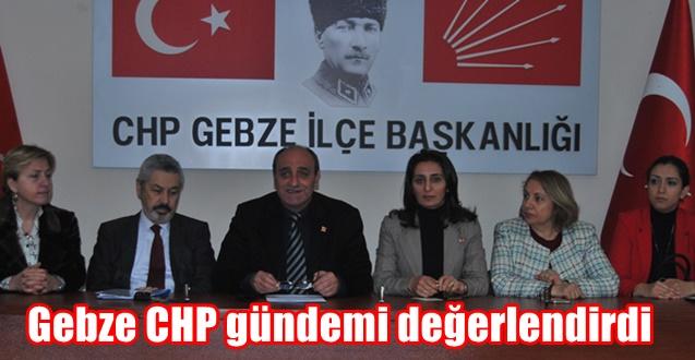 CHP'li Başkan Yılmaz'dan basın açıklaması